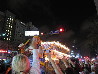 News Photograph - New Orleans - Mardi Gras Parades - 121249 by DC Photographer