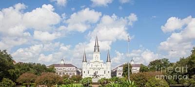 Photograph - New Orleans Panorama by Kay Pickens