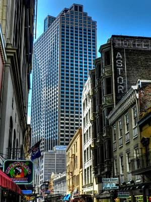 Photograph - New Orleans - Royal Street 003 by Lance Vaughn
