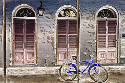 Photograph - New Orleans Series 50 by Carlos Diaz