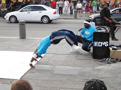 Orleans Photograph - New Orleans - Street Performers - 121224 by DC Photographer