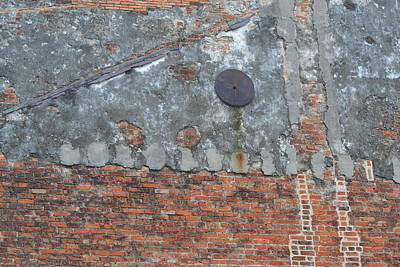 Wall Art - Photograph - New Orleans Wall by Bill Mock