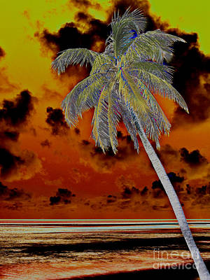 New Photographic Art Print For Sale Paradise Somewhere In The Bahamaramas Art Print