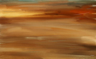 Abstract Wave Digital Art - New Radiance by Lourry Legarde