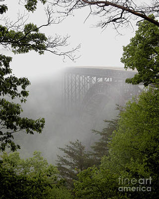 Photograph - New River Gorge Bridge by Tom Brickhouse