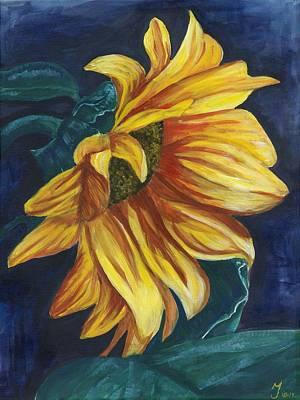Acryllic Painting - New Season by Mark Jackson