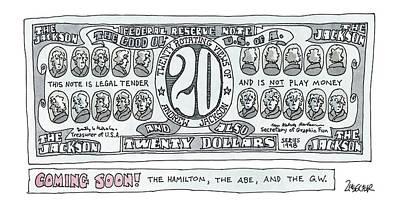 New Twenty Art Print