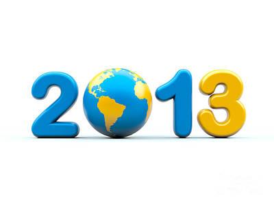 New Year 2013 Original