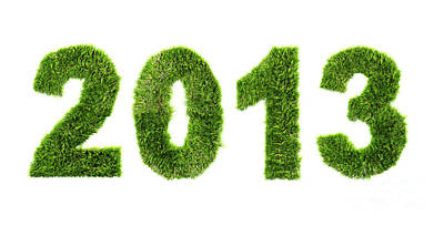 New Year 2013 - Ecology Concept Original