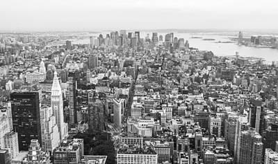 U2 Photograph - New York by Alex Hiemstra