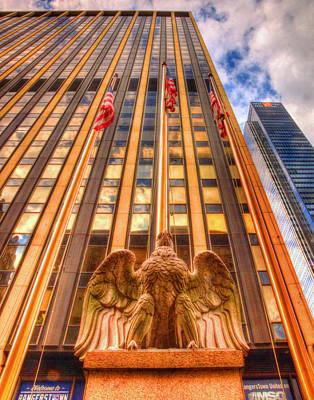 Photograph - New York City 013 by Jeff Stallard