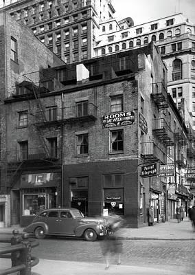 New York City, 1940 Art Print by Granger