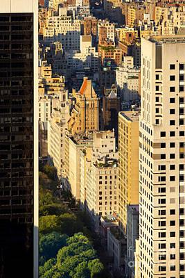 Photograph - New York City by Brian Jannsen