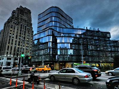 Photograph - New York City - Greenwich Village 010 by Lance Vaughn