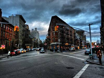 Greenwich Photograph - New York City - Greenwich Village 012 by Lance Vaughn