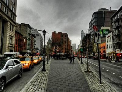 Photograph - New York City - Lower Manhattan 010 by Lance Vaughn
