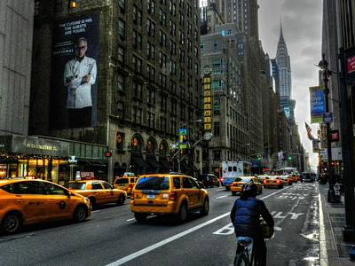 Photograph - New York City - Midtown East 001 by Lance Vaughn