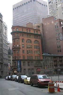 New York City - Sights Of The City - 121245 Art Print