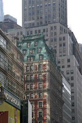 Sight Photograph - New York City - Sights Of The City - 12127 by DC Photographer