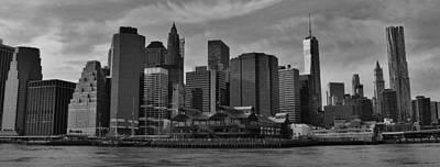 Photograph - New York City Skyline 1 by Bruce Bley