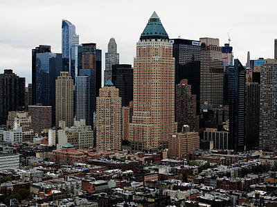 Photograph - New York City Skyline 19 by Frank Romeo