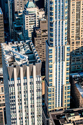 Photograph - New York City Skyline And Surroundings by Alex Grichenko