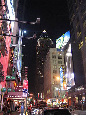 News Photograph - New York City - Times Square - 121222 by DC Photographer