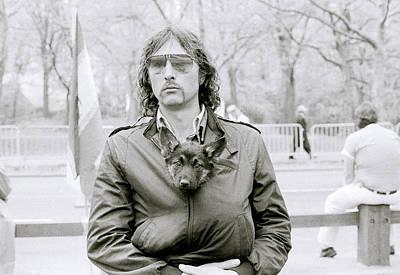 Humor Photograph - Dude And Dog by Shaun Higson
