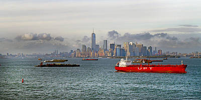 City Scenes Royalty-Free and Rights-Managed Images - New York  by Betsy Knapp
