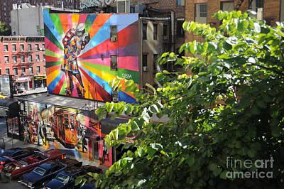 Photograph - New York by Haleh Mahbod