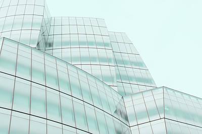 Montreal Icons Photograph - New York Iac Building by Simon Laroche