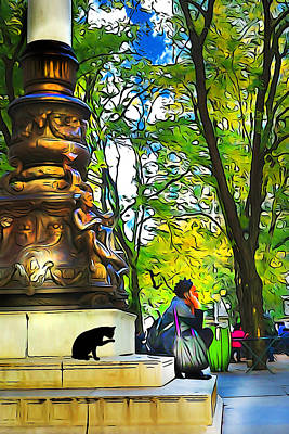 New York Moment Art Print
