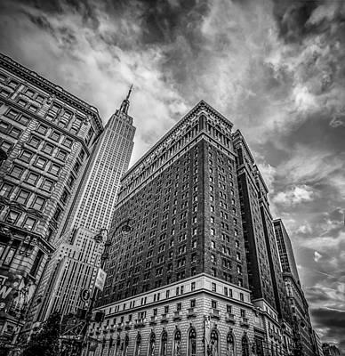 New York New York Print by Shari Mattox