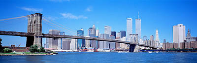 New York Ny Usa Art Print by Panoramic Images