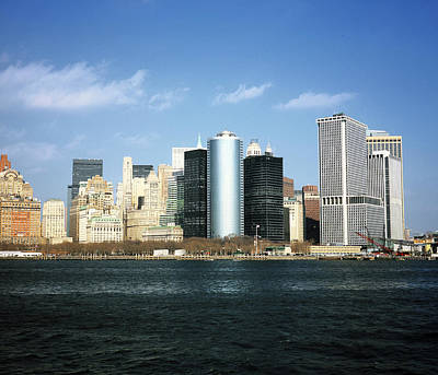 Photograph - New York Skyline by Christopher Rees