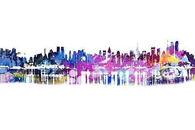 Af Vogue - New York Skyline by Doc Braham