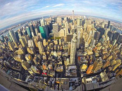 Photograph - Top Of The World by Steven Lapkin