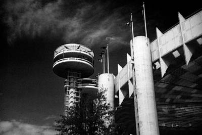 Photograph - New York State Pavilion by John Schneider