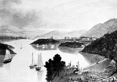 New York West Point, 1834 Art Print