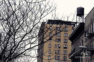 New York Winter Day Original by Sarah Loft