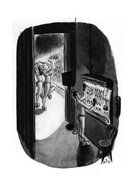 New Yorker April 12th, 1941 Art Print