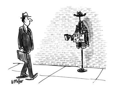 New Yorker April 13th, 1992 Art Print