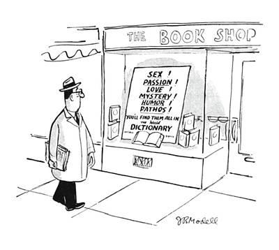 New Yorker April 15th, 1950 Art Print