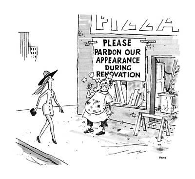 New Yorker April 15th, 1991 Art Print