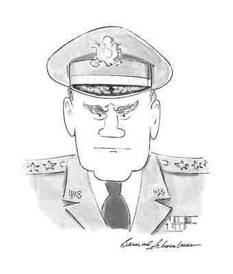New Yorker April 18th, 1988 Art Print by Bernard Schoenbaum