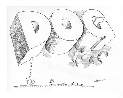 New Yorker April 25th, 1970 Art Print