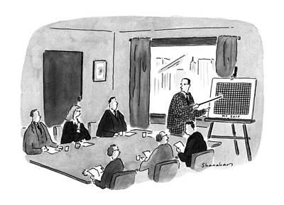 New Yorker April 30th, 1990 Art Print