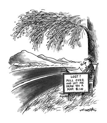 New Yorker April 6th, 1987 Art Print
