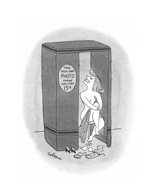 New Yorker April 8th, 1944 Art Print