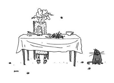 New Yorker August 14th, 1995 Art Print